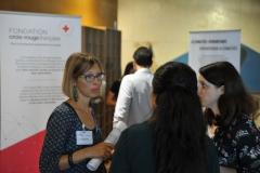 Rencontre de la fondation pour la recherche humanitaire et sociale