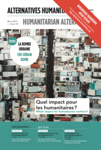Alternatives humanitaires - N° 10 - Mars 2019