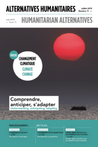 Alternatives humanitaires - N° 11 - Juillet 2019