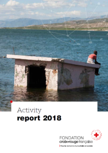 French Red Cross Foundation - Activity Report 2018