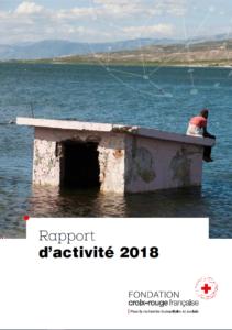 Fondation Croix-Rouge française - Rapport d'activité 2018