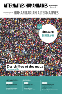 Alternatives humanitaires - N° 12 - Nov 2019