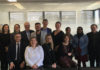 Les représentants des Centres de référence du Mouvement Croix-Rouge Croissant-Rouge réunis à Paris en février 2019